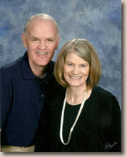 Photo of Peggy and Tom McBrayer, therapists